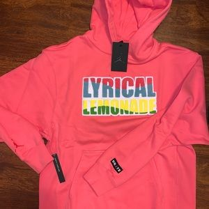 Limited Edition Lyrical Lemonade Jordan hoodie